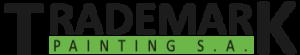Trademark painting logo web